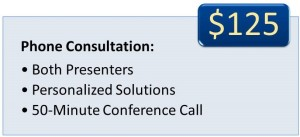 Organizing for Traumatic Illness Phone Consulting